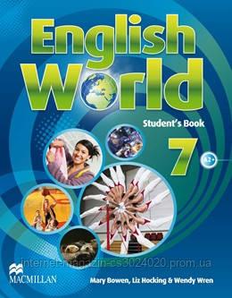 English World 7 Student's Book ISBN: 9780230032521