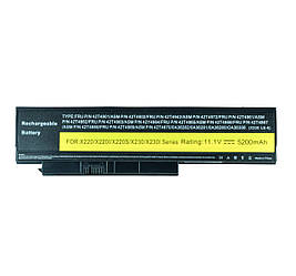 Батарея для ноутбука Lenovo ThinkPad X230 X230i X220 X220i X220s 0A36281 0A36282 0A36283