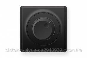 Светорегулятор для ЛН и галогенных. 1Е42001303 Цвет черный Florence