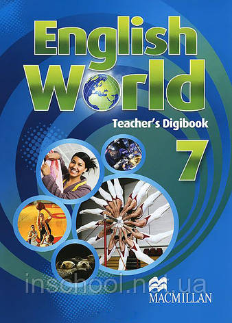 English World 7 Teacher's Digibook ISBN: 9780230032309, фото 2