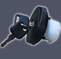 Крышка бензобака Ford Transit 1986-1991 KEMP