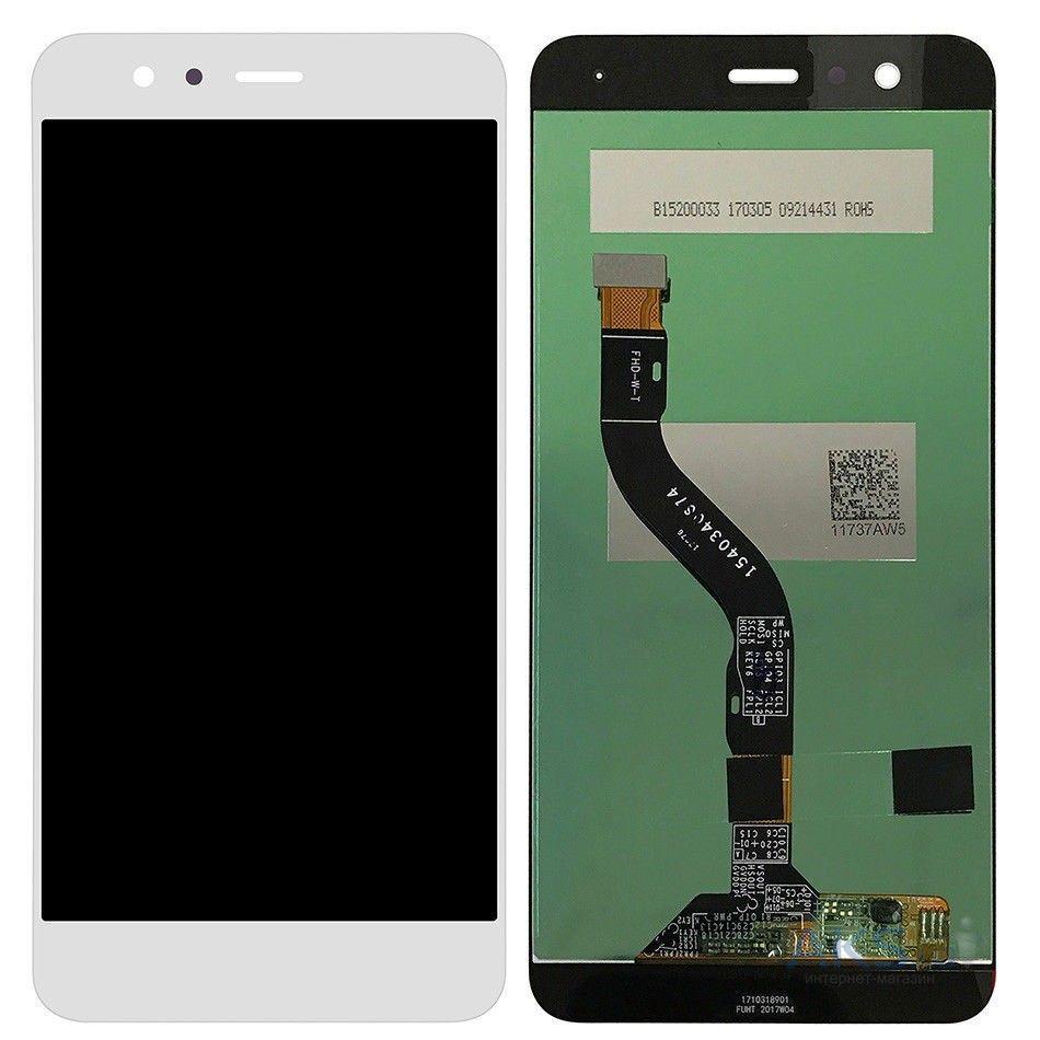 Дисплей для Huawei Y7 2017 (TRT-L21)/Y7 Prime/Enjoy 7 Plus/Nova Lite Plus с тачскрином белый Оригинал