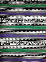 Ситец плательный, халатный  (полосы) (95) Узбекистан, фото 1