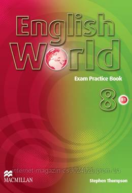English World 8 Exam Practice Book ISBN: 9780230032118