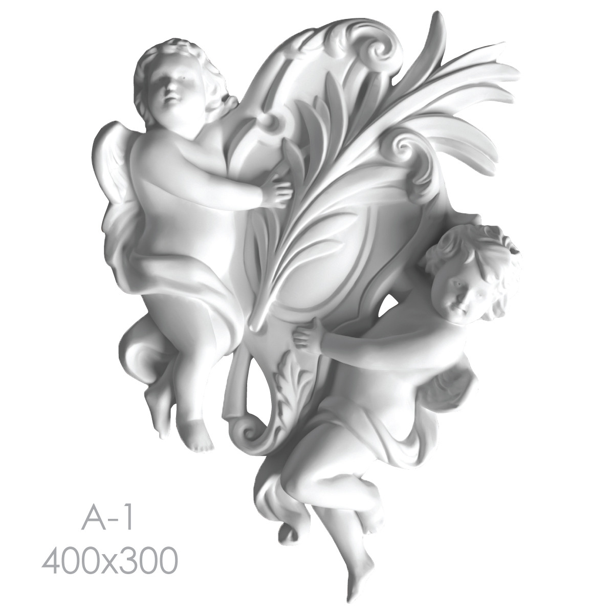 Амур из гипса а-1