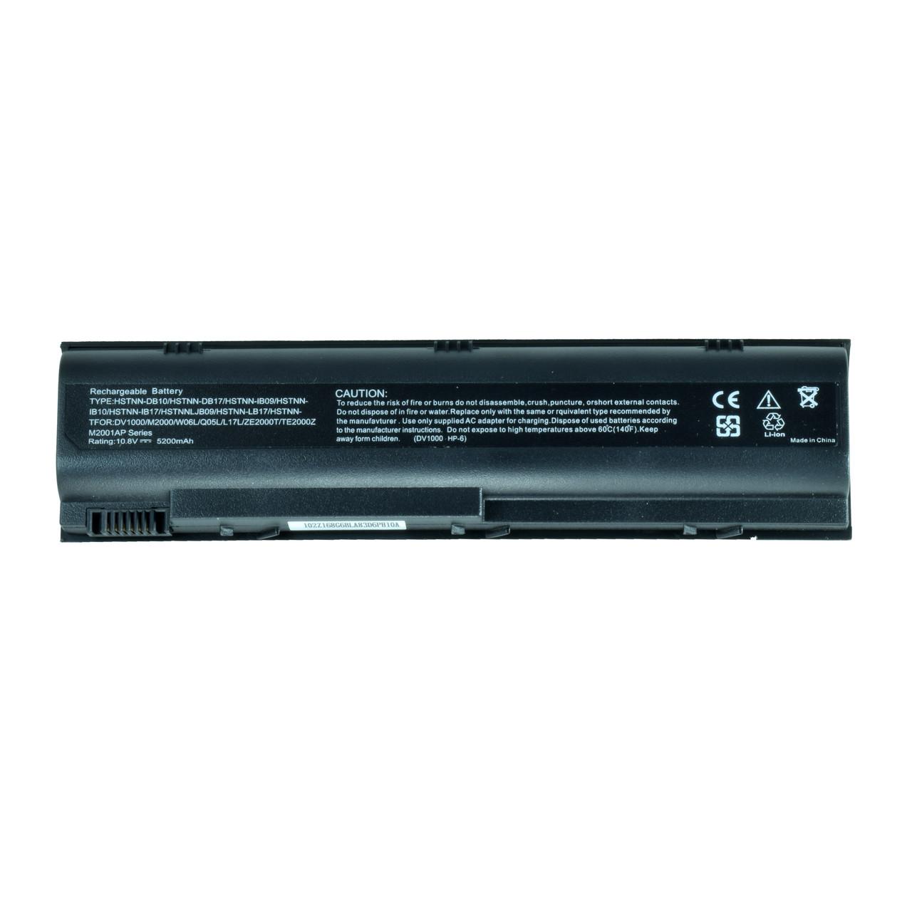 Батарея для ноутбука HP G3000 G3000EA G3050EA G3051EA G5000 G5001TU G5002EA G5002TU G5003EA G5071TU