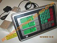 Полный комплект оборудования (голова+датчик) для изготовления весов 500кг, 600кг, 800кг.