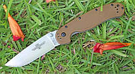 Купить Нож Ontario Rat Folder 1 Coyote Brown