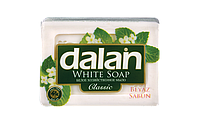 Мыло туалетное Dalan White Soap 110г. Банное (экопак)