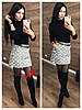 Юбка (Фабричный Китай) Ткань вельвет, подкладка-шортики, пояс в комплекте Р-р 42/44 , 44/46. (15155), фото 5