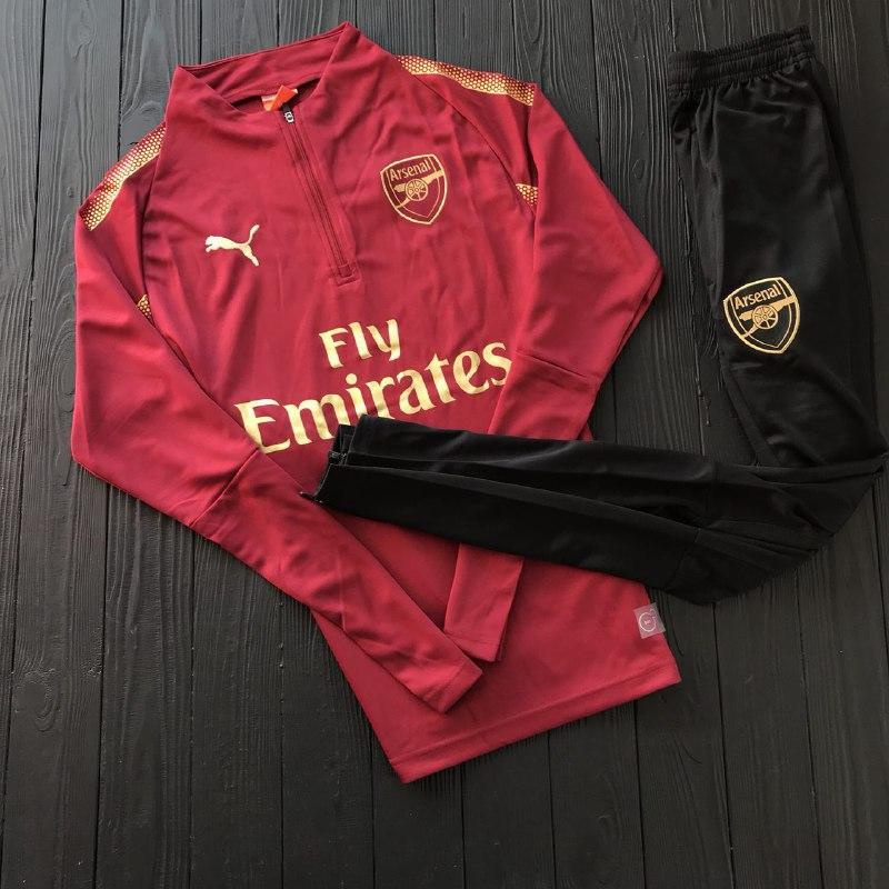 280b4b21df9e Спортивный (тренировочный ) костюм Арсенал ( Arsenal) 2018-2019 сезона