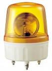 Проблесковый маячок желтый + сирена 220 VАС AVGB20Y