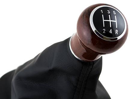 Ручка КПП + чехол VW Passat B5, фото 2