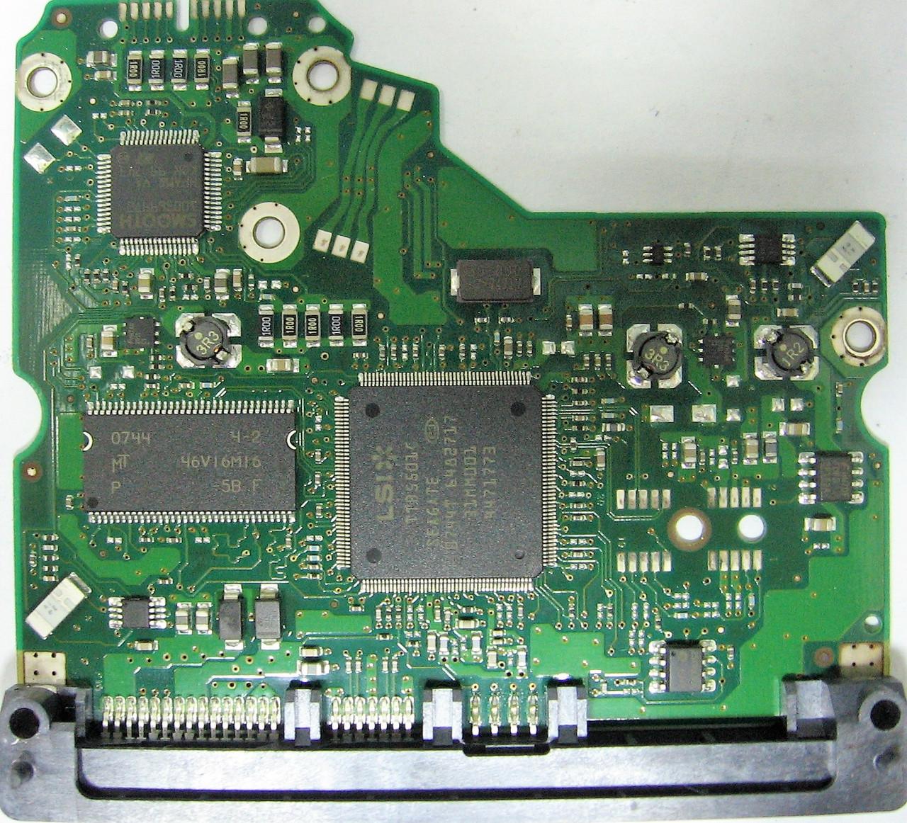 Плата HDD 500GB 7200rpm 32MB SATA II 3.5 Seagate ST3500320NS 100475720