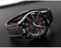 Мужские спортивные часы Street Racer Красные