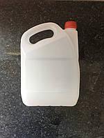 Канистра  пластиковая 4 литры