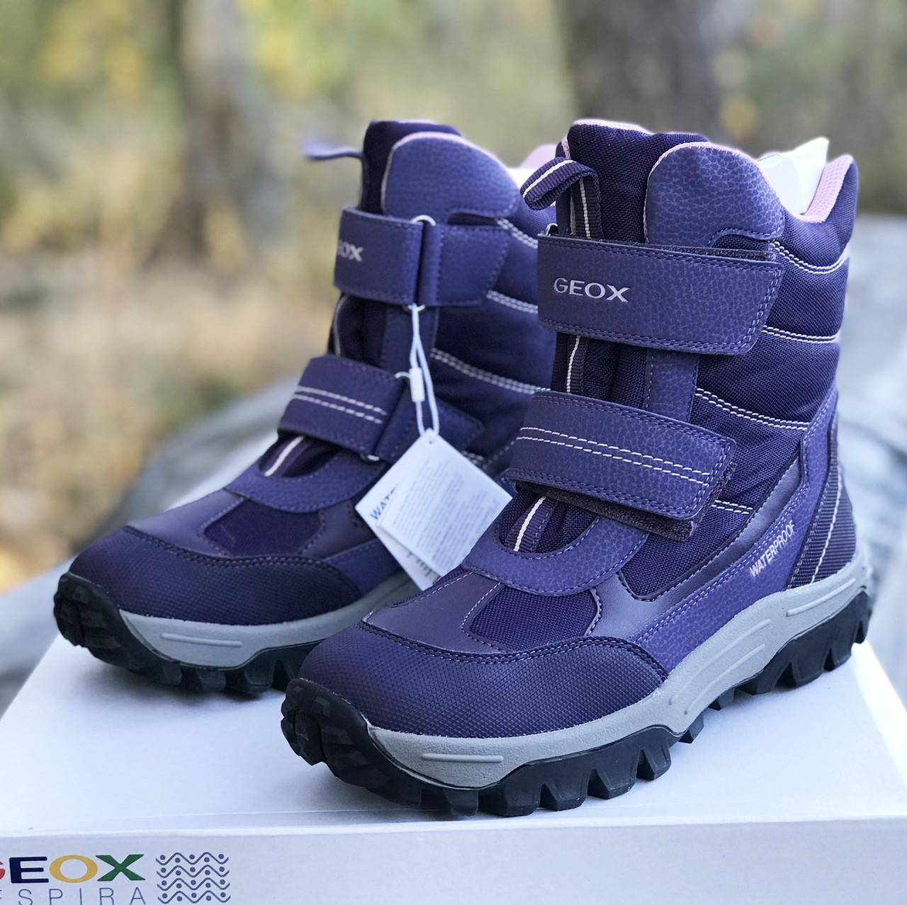 cb9f6d1e1 Зимние водонепроницаемые ботинки Geox (Италия) р 37. зимняя обувь джеокс -  Интернет-