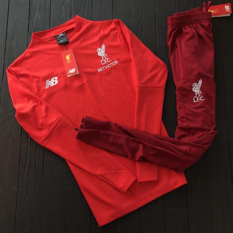 a2691bc29ce0 Купить Спортивный (тренировочный ) костюм Ливерпуль 2018-2019 сезона ...