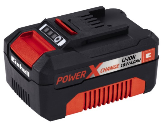 Аккумулятор Einhell Power-X-Change 18V 4,0 Ah + БЕСПЛАТНАЯ ДОСТАВКА ПО  УКРАИНЕ