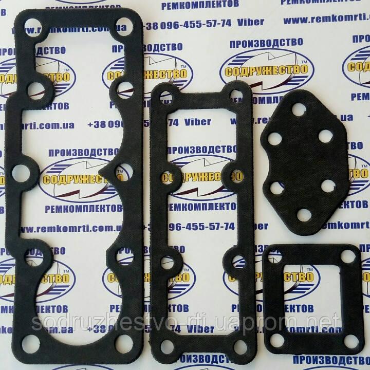 Прокладка гідророзподільника Р-160 (пароніт) Карпатець, К-701, Т-130