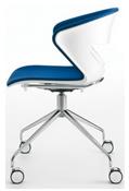Кресло офисное на роликах Kicca Италия