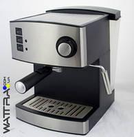 ⭐ Эспрессо кофемашина (850 Вт) GRUNHELM GEC15, 15 бар (кофеварка Грюнхелм)