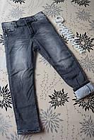 Теплые джинсы для мальчика детские 8 лет. Турция!!