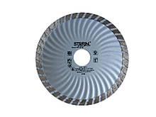 Алмазний диск 125 STERN 22.2 Турбоволна