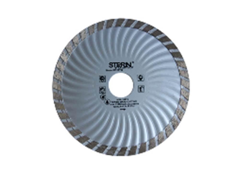 Алмазный диск 230 STERN 22.2 Турбоволна