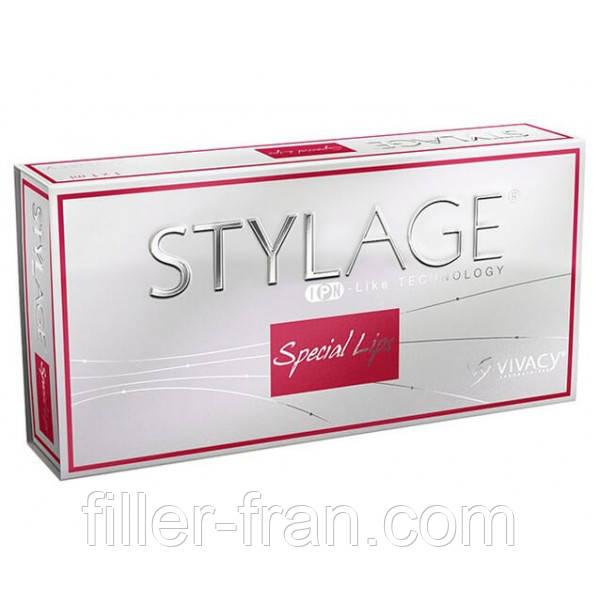 Гиалуроновый филлер Stylage Special lips (Стилейдж Липс)