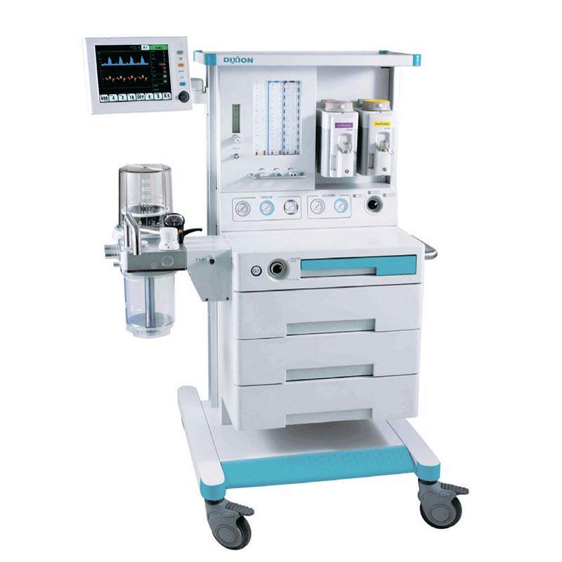 Наркозно-дихальний апарат Practice 3700, з електронним ротаметром