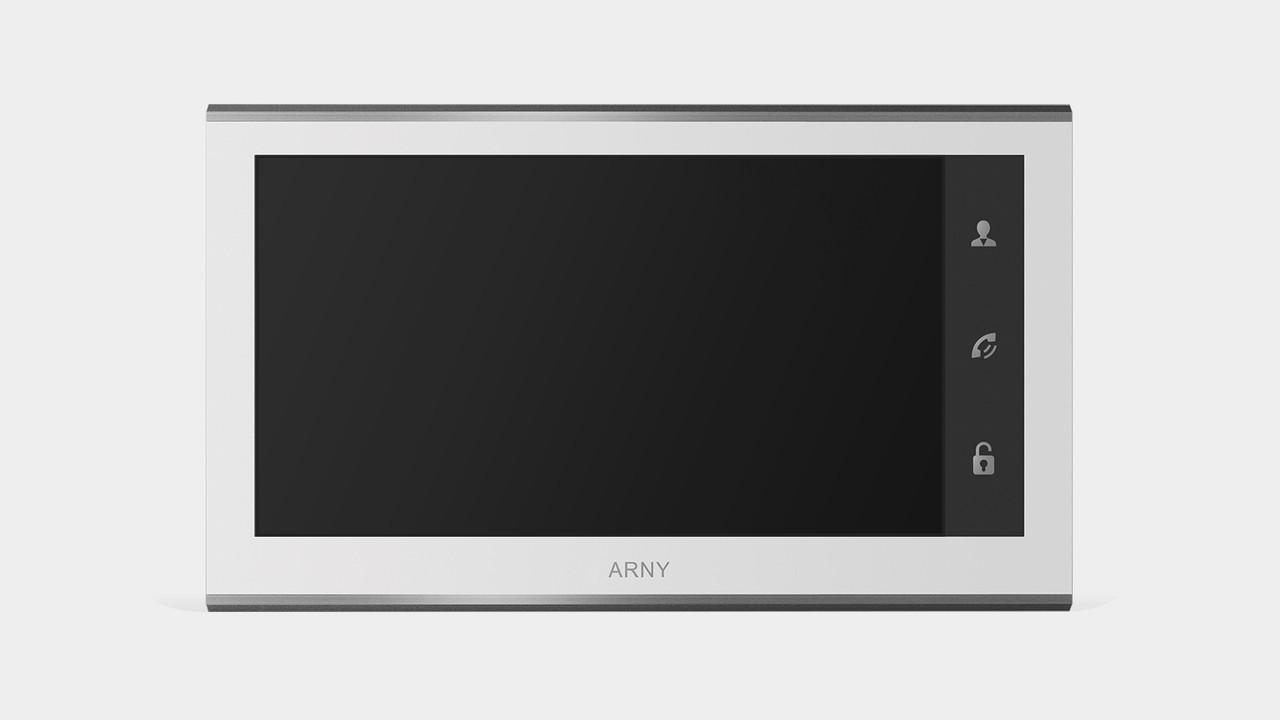 Відеодомофон ARNY AVD-730 2MPX White