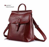 341064878d82 Женская вместительная коричневая сумка в категории рюкзаки городские ...