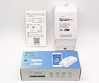 WI-FI выключатель Sonoff POW с измерителем мощности
