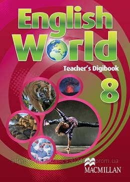 English World 8 Teacher's Digibook ISBN: 9780230032316, фото 2