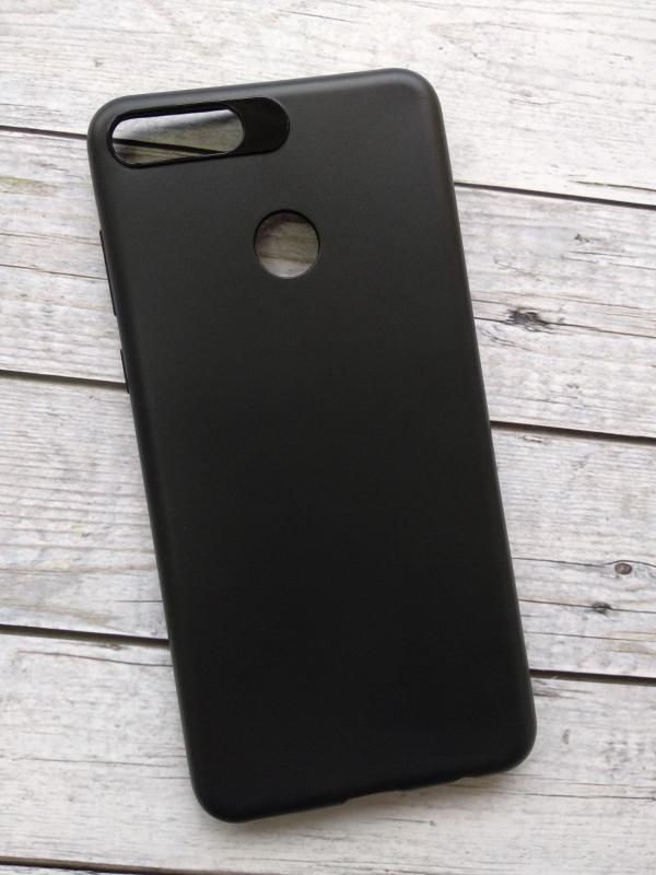 Накладка Huawei Y7 2018 Original Case Черная