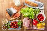 Правильное питание для здоровья и похудения: продукты, Бады, витамины.