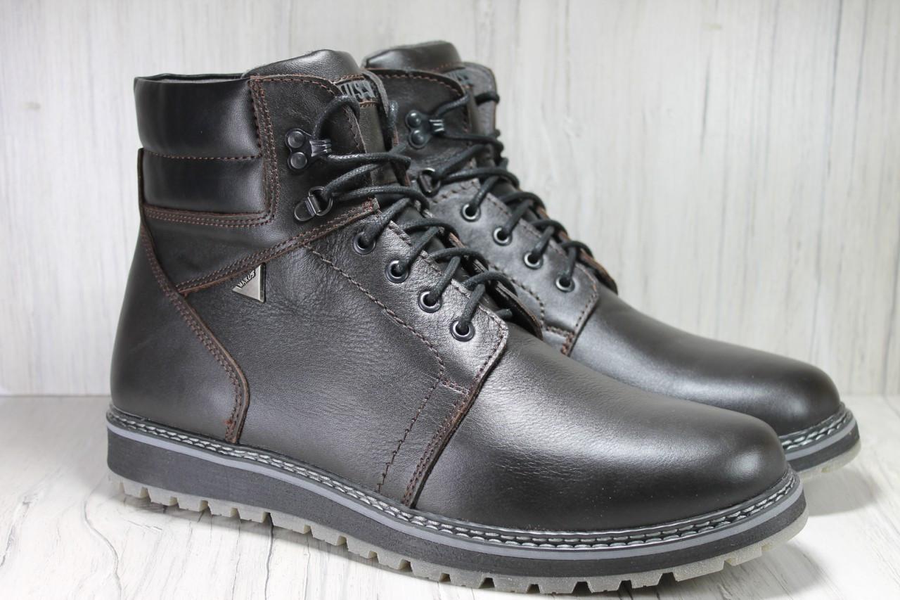 32e5525677d4 Зимние мужские высокие ботинки натуральная кожа : продажа, цена в ...