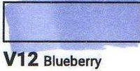 Маркер SKETCHMARKER долото-тонкое перо V012 Blueberry Голубика