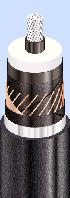 Одножильные силовые кабели в изоляции из сшитого полиэтилена (XLPE)
