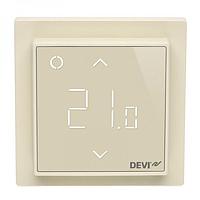 Терморегулятор DEVIreg Smart Ivory слонова кістка для теплої підлоги