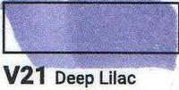 Маркер SKETCHMARKER долото-тонкое перо V021 Deep lilacГлубокий сиреневый