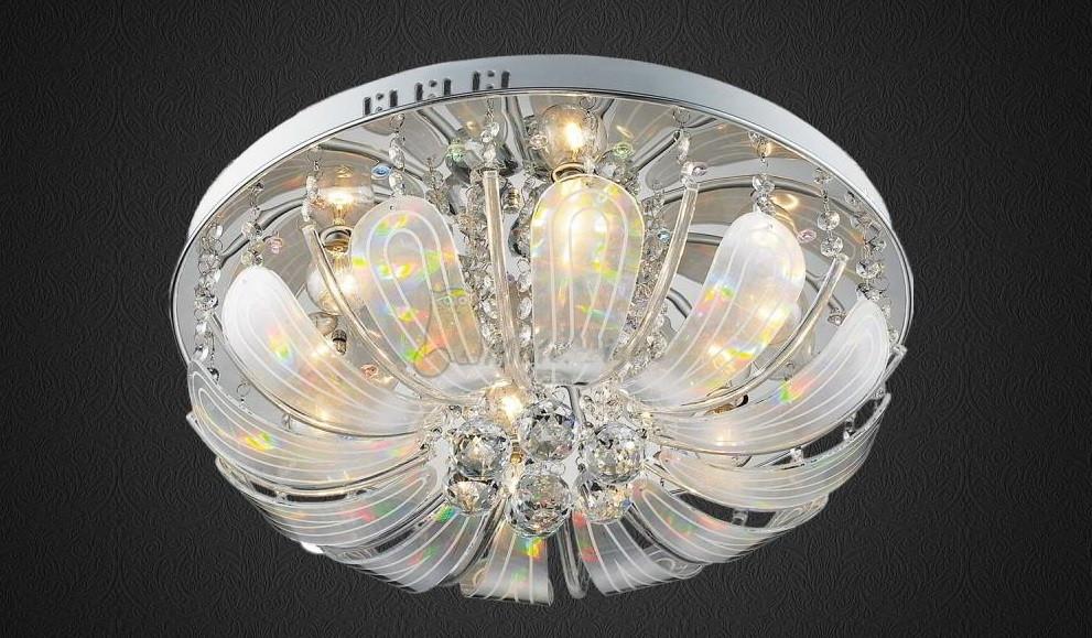 Люстра потолочная с подсветкой от чешского производителя LV179-06