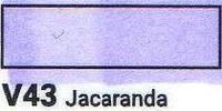 Маркер SKETCHMARKER долото-тонкое пероV043 Jacaranda Джакаранда