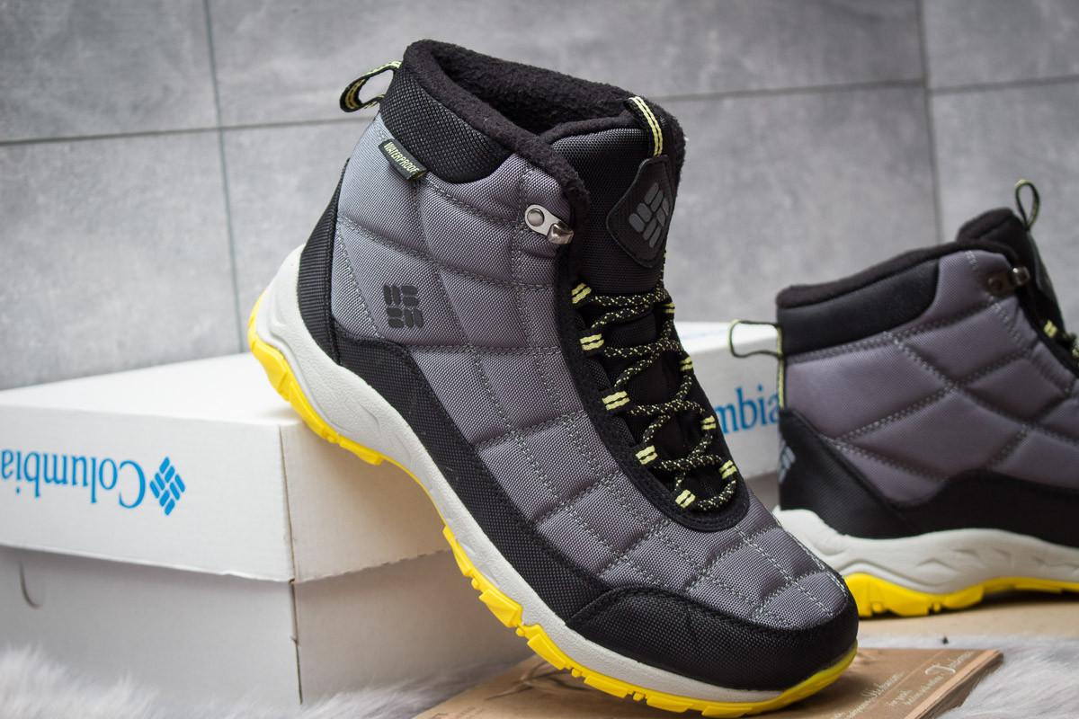 ... фото Зимние мужские ботинки на меху Columbia Omni-Grip 8b4ecfb8b484e