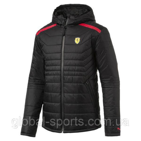 Мужская куртка PUMA FERRARI MEN'S VENT PADDED JACKET (Артикул: 76224002)