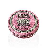 Воск Reuzel Pink Greaze Heavy Hold Pomade 35 г