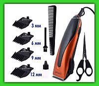 Машинка для стрижки волос Gemei GM-1012 , фото 1