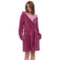 Теплый домашний халат Dobranocka 9315