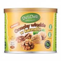 Грецкие орехи в карамели Deli Deli 125 г
